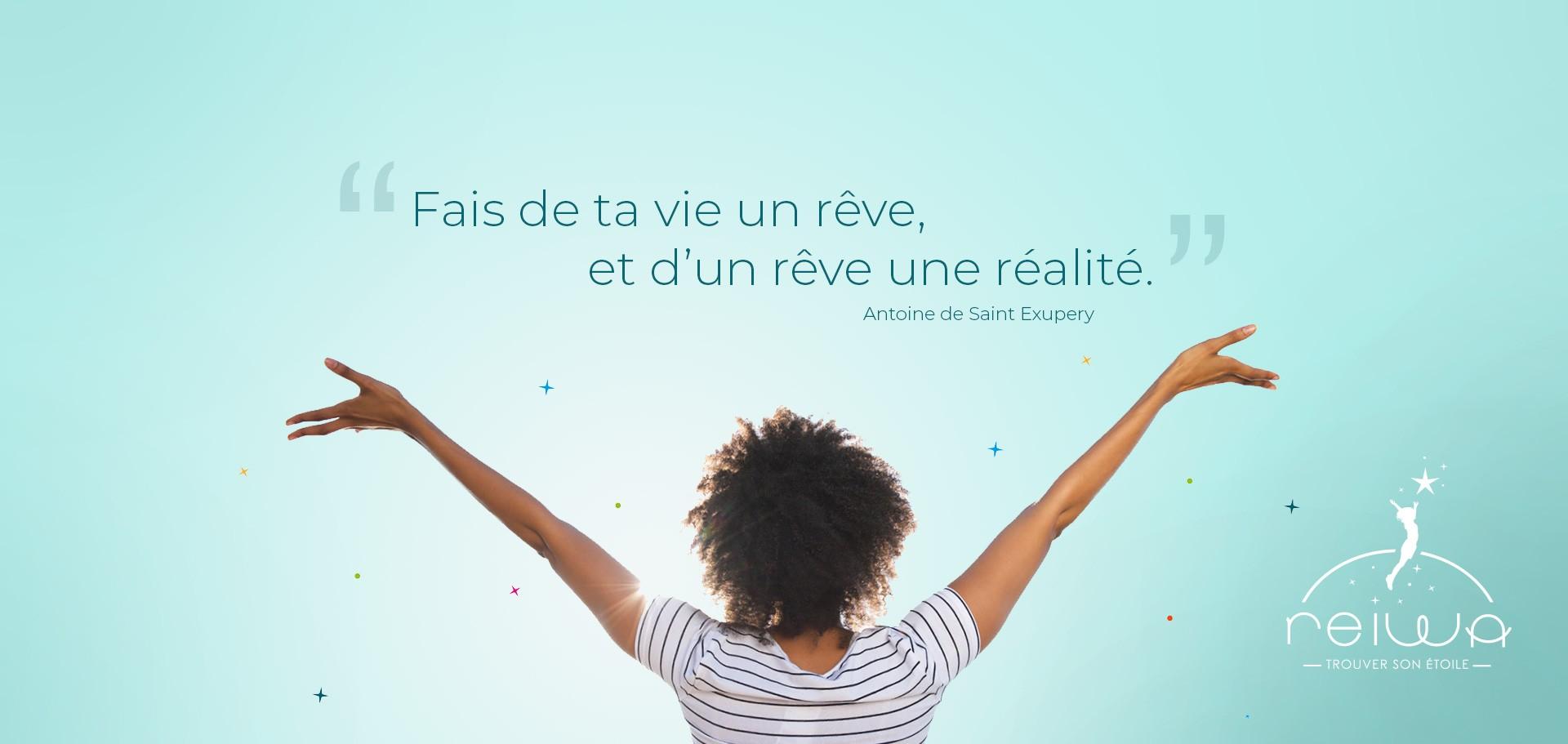 Citation Antoine de St Exupery